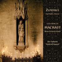 Machaut CD Cover
